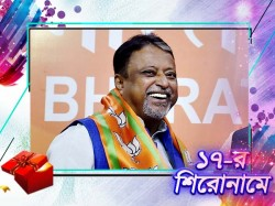 Mukul Roy Is The News Maker
