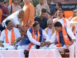 Bjp Split Into Three Groups Get Success Panchayat Election West Bengal
