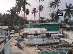 Cyclone Ockhi Hit Imd Issues Fresh Warning Gujarat Maharashtra