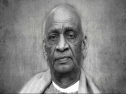 Congress Bjp Is Engaged Tug War On Sardar Ballabhbhai Patel