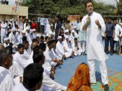Rahul Gandhi Is Scheduled Visit Ahamedabad Analise The Result Gujarat