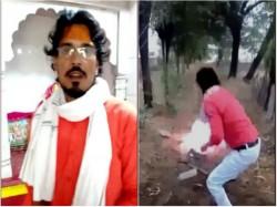 Man Hacks Labourer Burns Him Alive Records Video Over Love Jihad Rajasthan