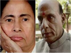 Rajnath Singh Will Meet With Cm Mamata Banerjee Assure Border Security