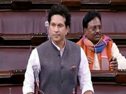 Sachin Tendulkar Was Not Allowed Speak Rajya Sabha