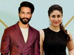 Shaheed Kapoor Kareena Kapoor Avoids Each Other Brilliantly In An Award Ceremony