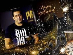 Salman Khan Goes His Firm House With Katrina Celebrate His Birthday