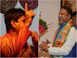 Tmc Leader South 24 Parganas Saukat Molla Criticises Mukul Roy Using Slang Language