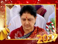 Sasikala Natarajan Jailed Aiadmk Leader Who Created Controversy Throughout The Year