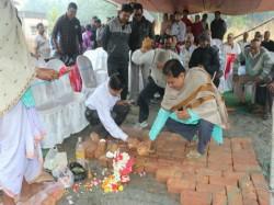 Rajpur Sonarpur Municipality Is Making Night Shelter Strolle