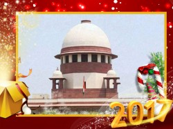 Historical Supreme Court Judgements That Made 2017 The Year Of Judiciary