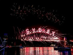 Australia New Zealand Started Celebrating New Year