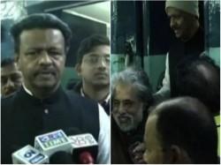 Tmc Ministers Mps Visited The House Afrazul Khans House Malda
