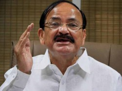Was Duped Weight Loss Pill Advertisement Says Vice President Of India Venkaiah Naidu
