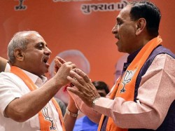 Crack New Gujarat Cabinet Deputy Cm Nitin Patel Rift With Cm Vijay Rupani