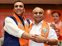 Vijay Rupani Will Be The Next Chief Minister Gujarat