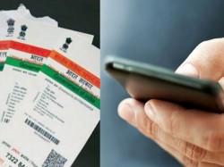 Online Linking Mobile Number With Aadhaar From Jan