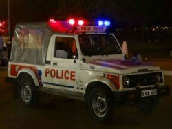 Year Old Woman Allegedly Raped Two Men After Taking Cab From Gurgaon