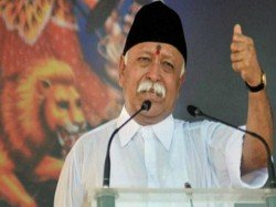 Tortured Hindus Get Shelter India Mohan Bhagwat Told Agartala