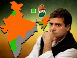 Himachal Pradesh Gone Congress Is Reduced Just Four States In The Country