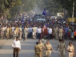 Parliament Adjourned Due Dalit Protest Controversy Maharashtra