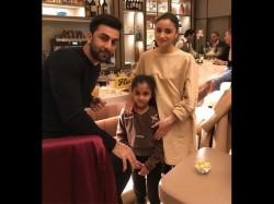 Ranbir Kapoor Alia Bhatt Got Together Brahmastra Israel See Pics