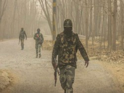 Terrorist Killed Jammu Kashmir Anantnag Encounter