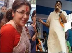 Locket Chatterjee Warns Anubrata Mandal On Priest Conference At Birbhum