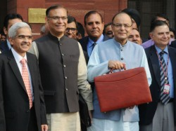 Union Budget Will Be Presented On 1 February