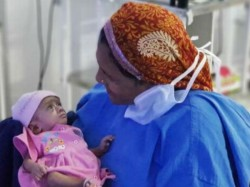 Baby Weighing 400 Gm At Birth Survives Rajasthan