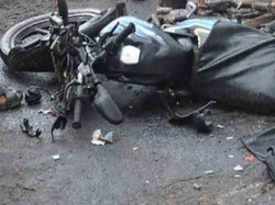 One Bike Rider Died On Ultadanga Flyover