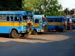 Bus Stike Will Happen On Feburuary 1 2 Through West Bengal