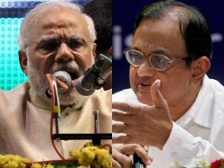 No Sugar Coating Can Conceal Reality Chidambaram Reaxes On Gdp Growth