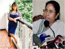 Parents The Dead Child Amri Mukundapur Met Cm At Kalighat