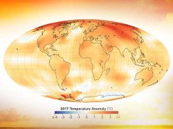 Is Second Most Hottest Year Since 1880 Reveals Nasa S Study