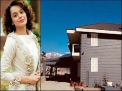 Kangana Ranaut S Bungalow Manali Costs Rs 30 Crores See Pics