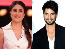 What Shahid Kapoor Told Kareena Kapoor When They Met At An Award Ceremony Recently