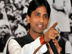 Kumar Vishwas Attacks Aap After Rs Rejection