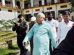 Fodder Scam Verdict Timeline Events Lalu Prasad Yadav S Quantum Sentence