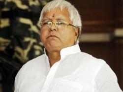 Fodder Scam Case Quantum Sentence Lalu Prasad Yadav Deferred Again