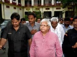 Fodder Scam Lalu Prasad Be Sentenced Today Cbi Court Ranchi