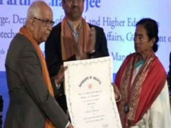 University Calcutta Honoured Cm Mamata Banerjee With Honorary D Litt