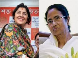 Locket Chatterjee Attacks Mamata Banerjee On Noapara Bjp Candidate Controversy