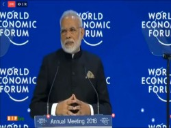 Updates From World Economic Forum Wef Davos 2018 Pm Narendra Modi