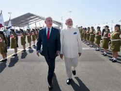 India Israel Relations Made Heaven Pm Modi Pm Benjamin Netanyahu Sign Key Agreements