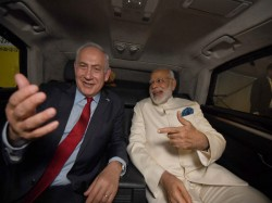India Israel Relations Pm Modi Netanyahu Push It A Very Close One What They Called Each Other