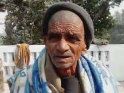Man From Jharkhand This 99 Year Old Is Addicted Mud Due Poverty