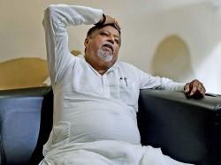 Jyotipriyo Mallick Enjoys See Mukul Roy Big Trouble After Leaving Tmc