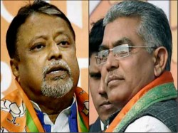 Jyotipriya Mallick Complains Mukul Roy S Fight With Dilip Ghosh In The Bjp Is Going On