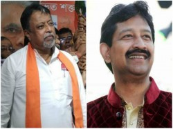 Minister Rajib Banerjee Wants Know Mukul Roy S Reaction About Central S Rail Strateg