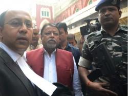 Mukul Roy Gets Relief Murder Case Congress Leader Bijpur
